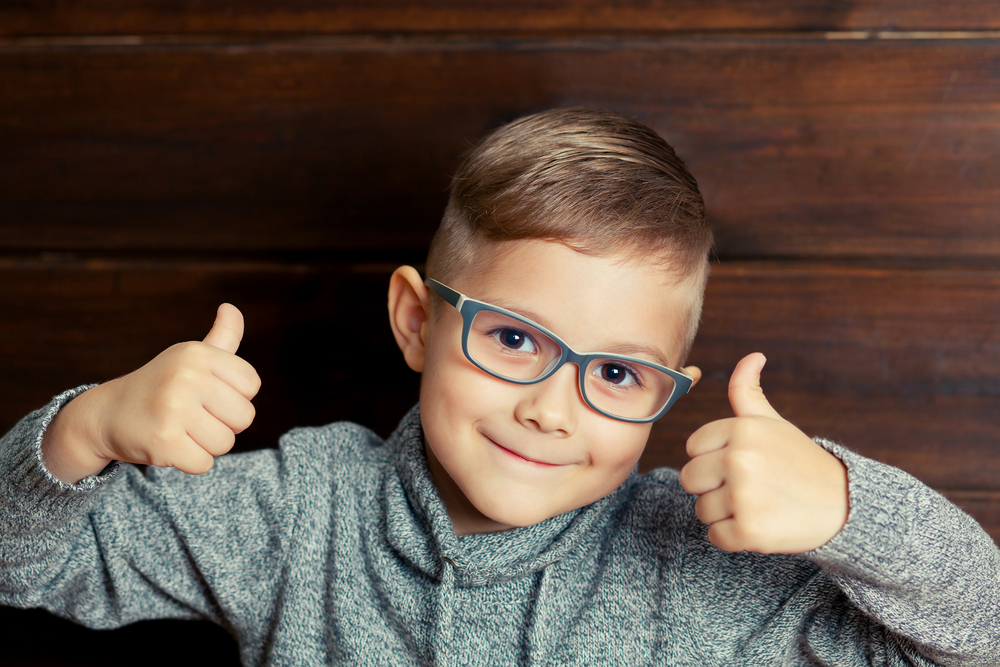 my grandson needs glasses, but his father refuses to allow it to happen: advice?