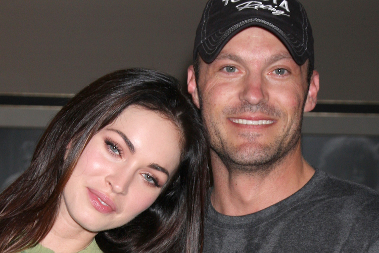 Brian Austin Green Shares His Opinion of Ex Megan Fox's New Boyfriend, Machine Gun Kelly
