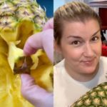 We Tried the No-Knife Pineapple Hack from TikTok That Promises Easy Eating: Here's Our Verdict