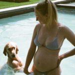 Sophie Turner Posts Rare Pregnancy Photos