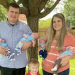 Mom Gives Birth Quads Just After Brain Surgery