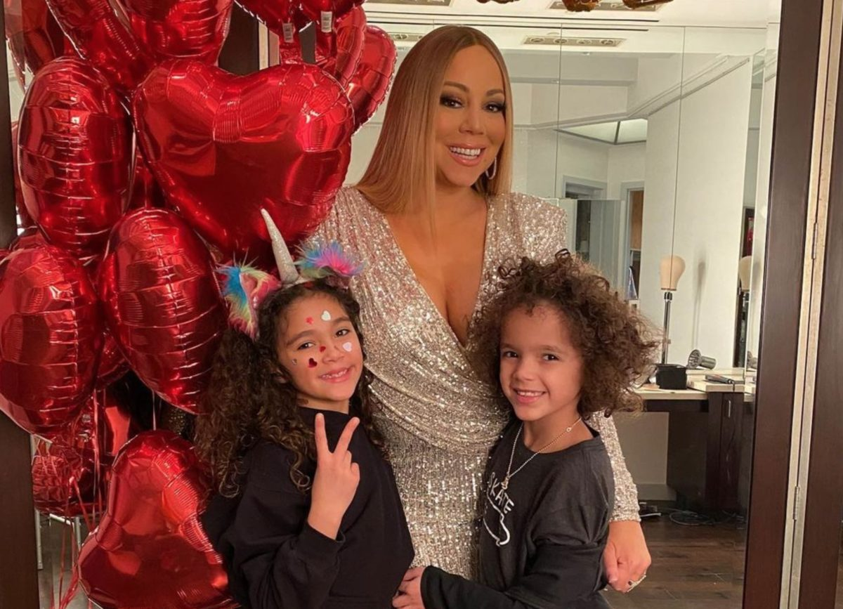 Mariah Carey's 9-Year-Old Was Bullied By A White Supremacist