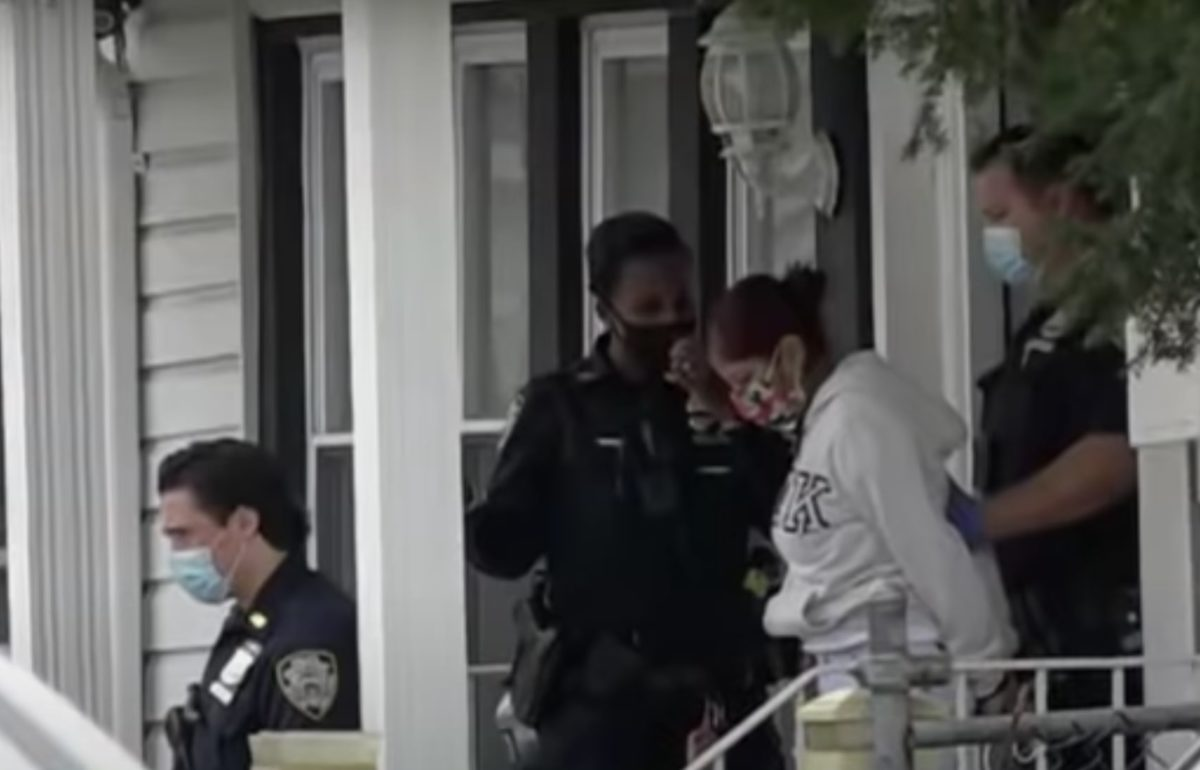 Baby Discovered By Home Was Thrown Out Of Window By Mother
