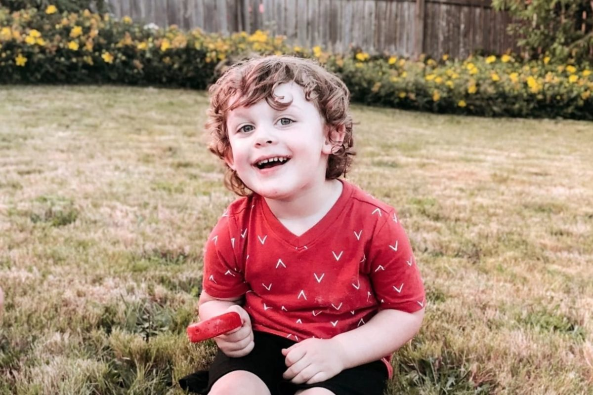 3-Year-Old Fatally Shoots Himself With Gun