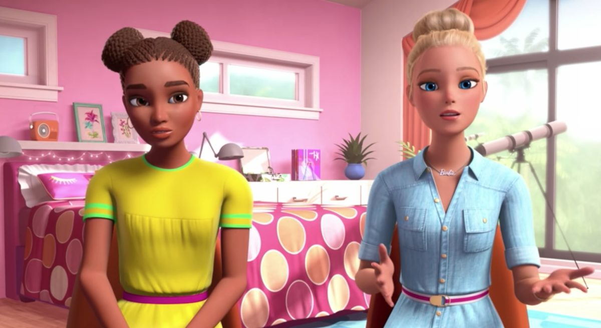 Barbie Frankly Addresses White Privilege On YouTube Channel