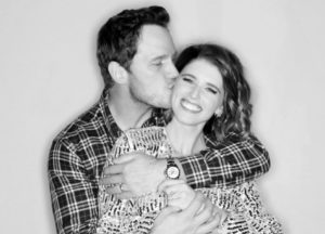Katherine Schwarzenegger Defends Husband Chris Pratt