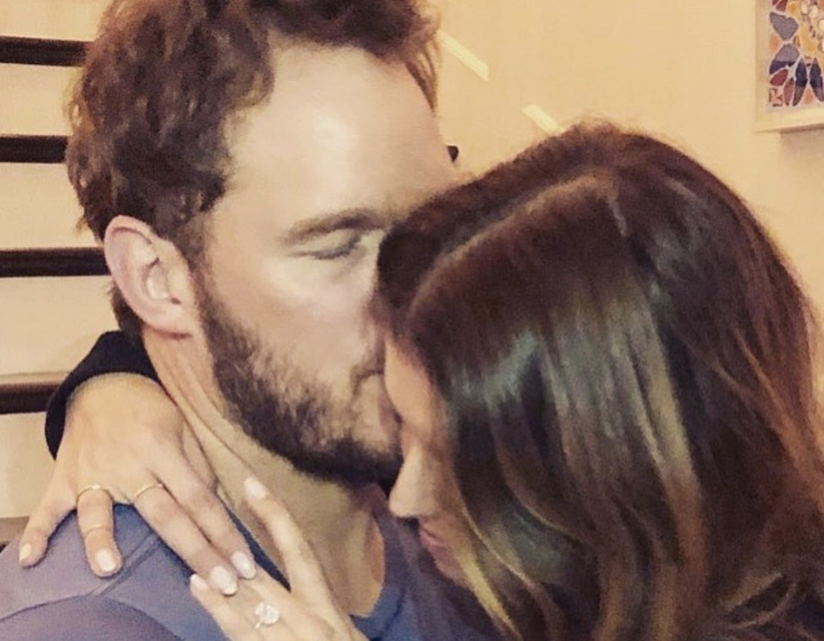 katherine schwarzenegger defends husband chris pratt