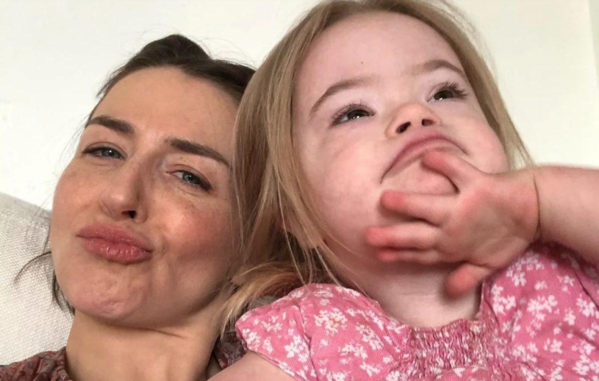 caterina scorsone advocates down syndrome and daughter pippa