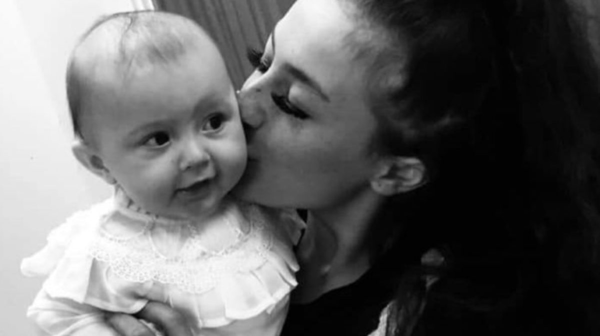 teen mom struggling with postpartum depression for the second time commits suicide weeks after giving birth to her son   mcdowell took her own life on september 7.