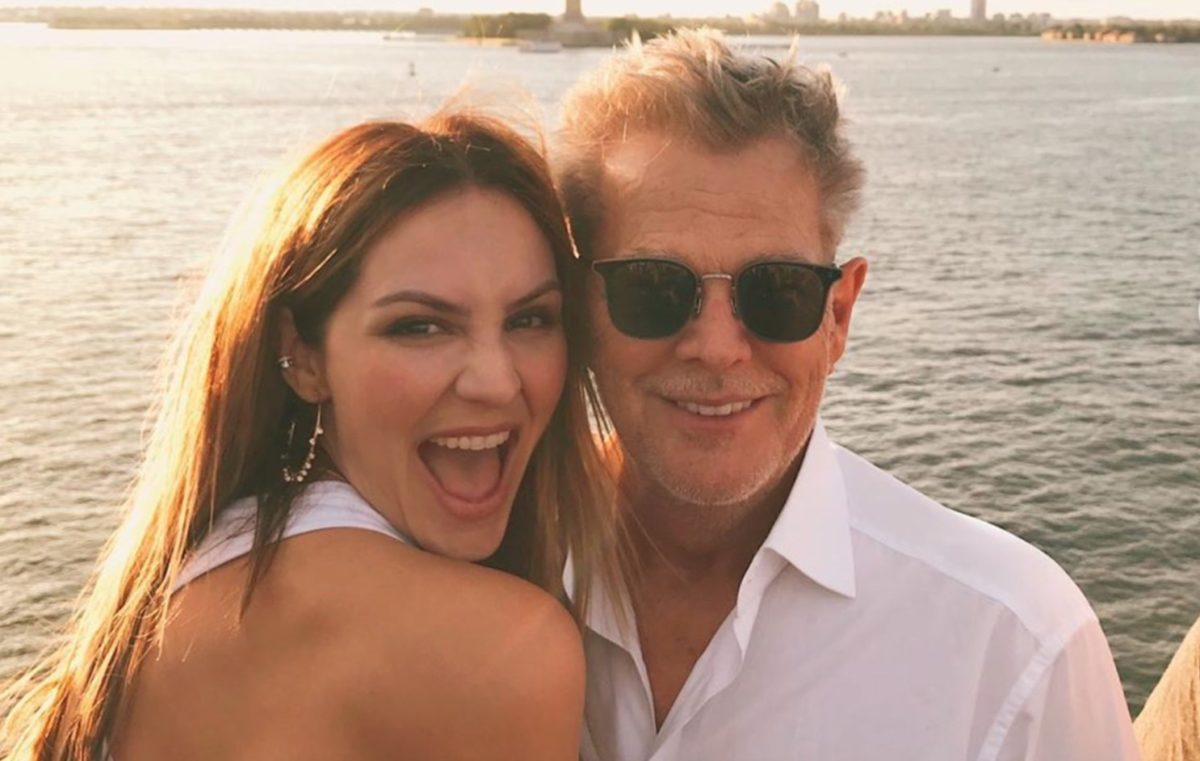Sources Confirm Singer Katharine McPhee and Producer David Foster Are Expecting Their First Child Together