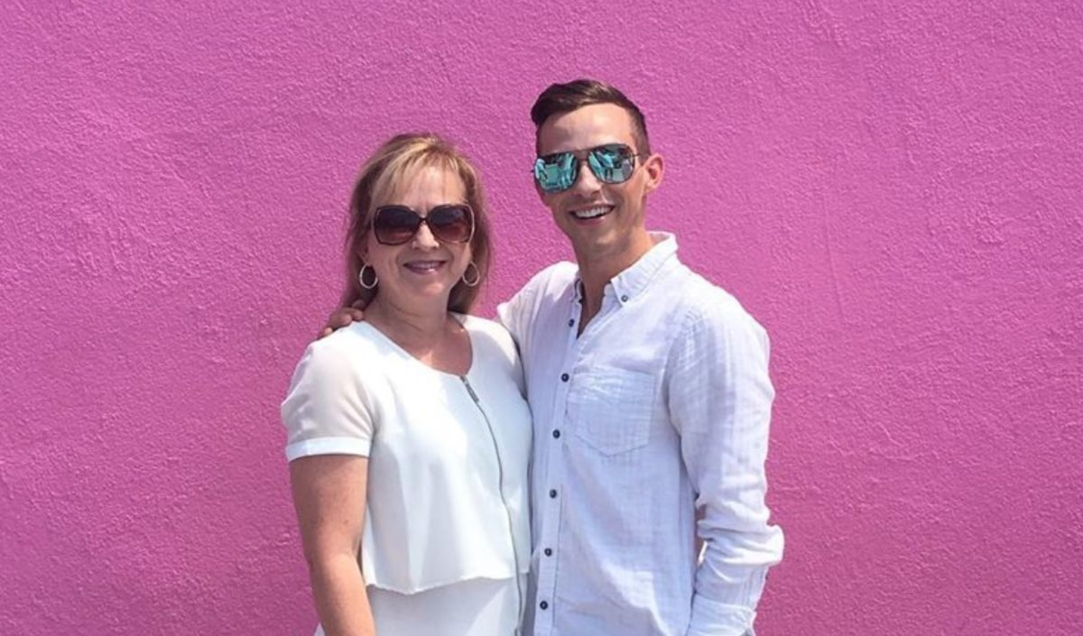 Adam Rippon's Mom Writes Letter About His Coming Out Experience From Her Perspective in Celebration of National Coming Out Day