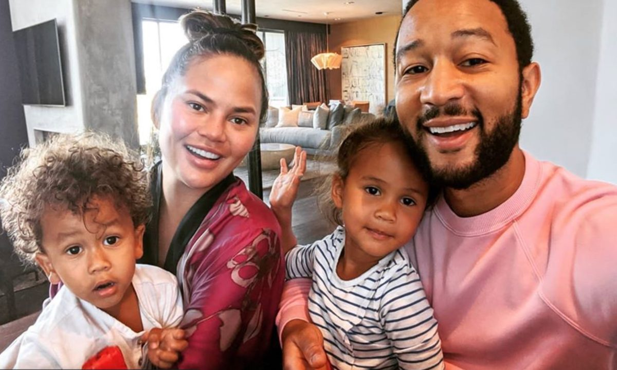 John Legend Dedicates Billboard Performance to Wife Chrissy Teigen After Heartbreaking Pregnancy Loss