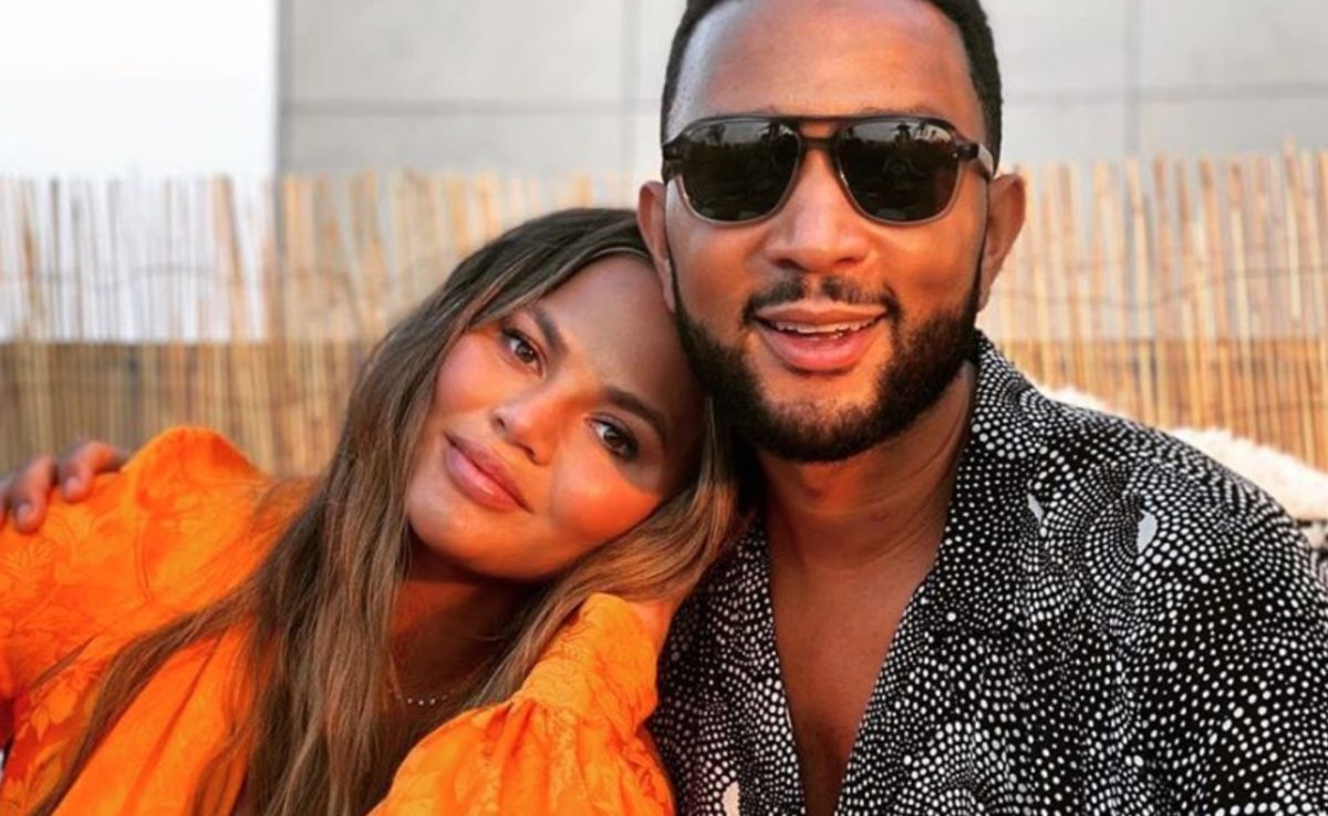 John Legend Pens Note to Chrissy Teigen On Instagram Following His Billboard Awards Performance He Dedicated to Her