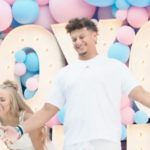Chiefs Quarterback Patrick Mahomes and Fiancée Brittany Matthews Use Their Fur Babies to Reveal Gender of First Child