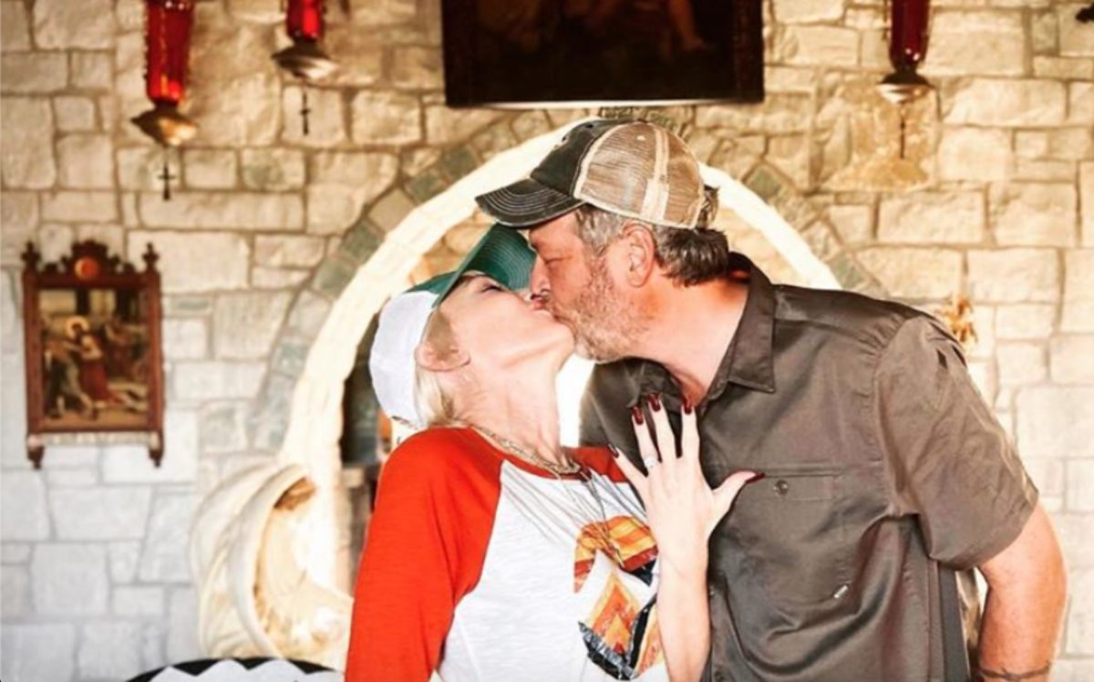 Gwen Stefani and Blake Shelton Are Saving 2020 After They Revealed That They Are ENGAGED