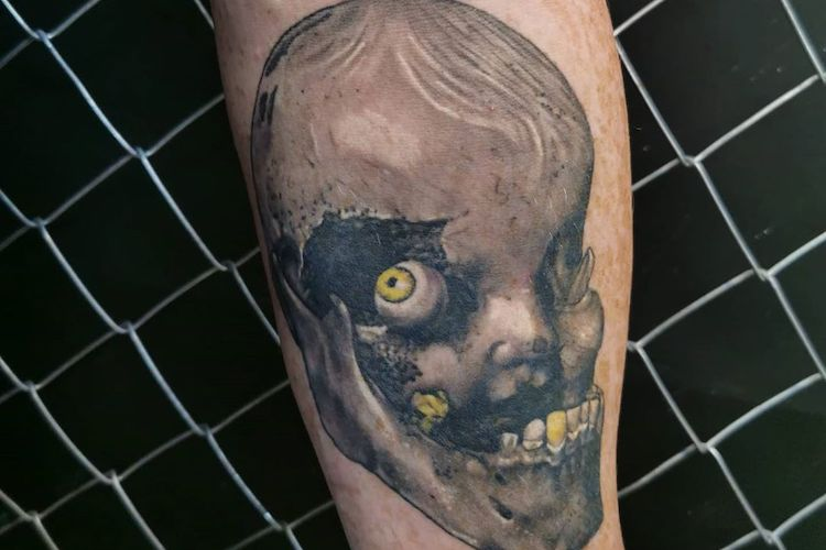 25 Shocking Tattoos That Will Deliver a Shiver Right Down Your Spine