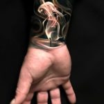 25 Optical Illusion Tattoos That Will Blow Your Mind to Bits