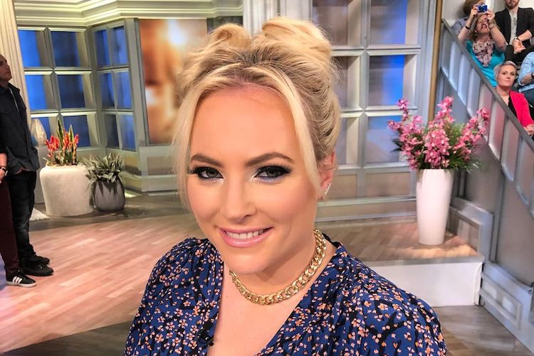 New Mom Meghan McCain Jokes About Breastfeeding Only to Discover It Could Be Much, Much Worse