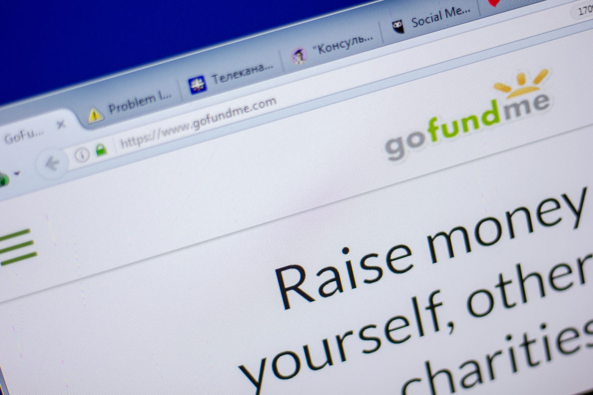 mom arrested after her son's adopted parents found his picture on a gofundme account claiming he had died   the campaign was reportedly trying to raise $5,000.
