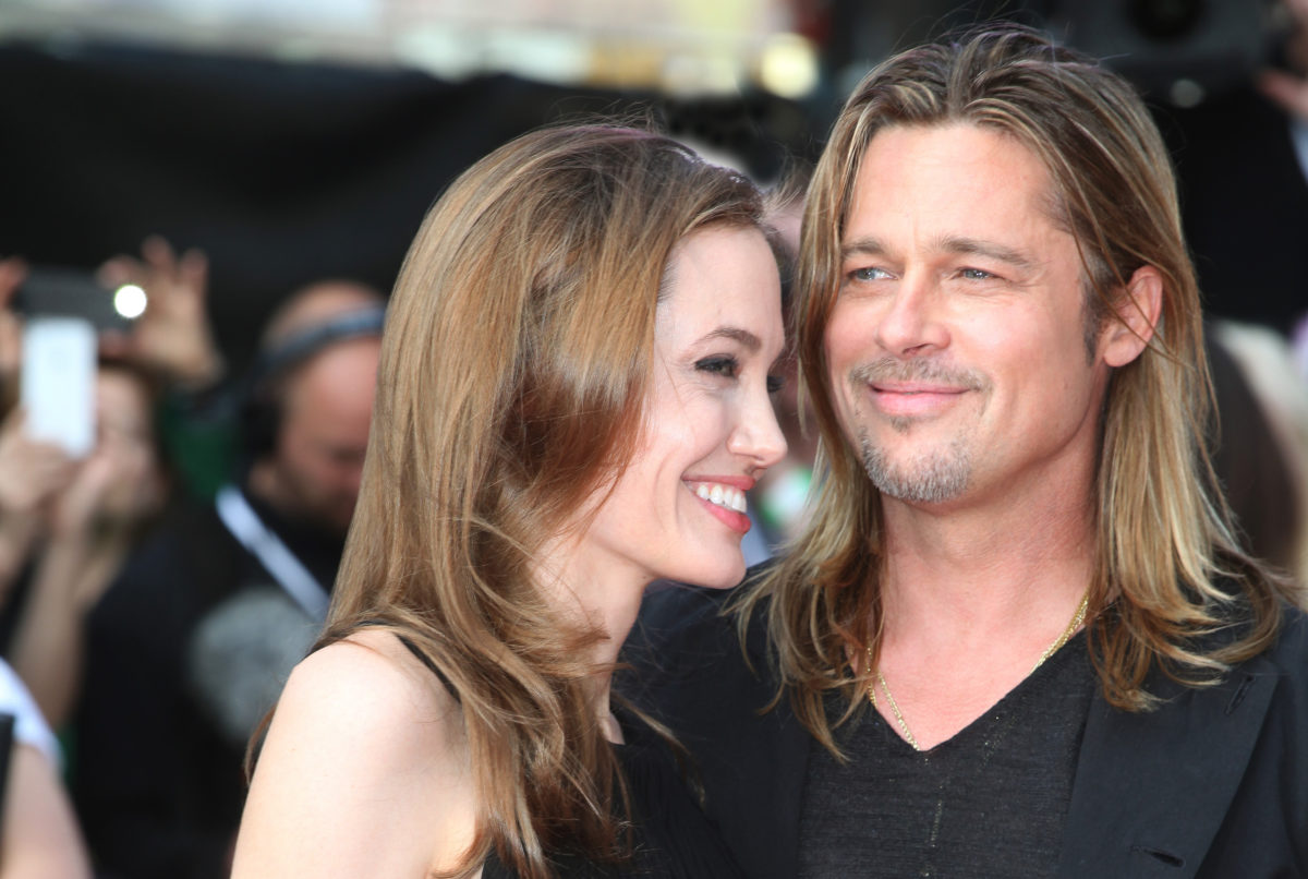 Insider Suggests That Brad Pitt Will Have His Kids on Christmas Day, But He's Hoping for an Overnight Stay as Well