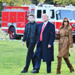 First Lady Melania Trump Reveals Her Son Barron Trump Had Also Tested Positive for COVID-19, But Showed No Symptoms