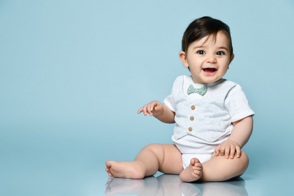 25 Baby Names for Parents Who Don't Like Gender Reveals