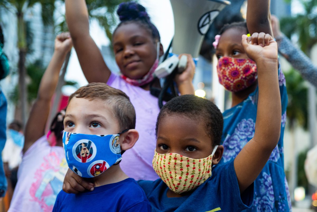 teacher fired after refusing to take off blm mask
