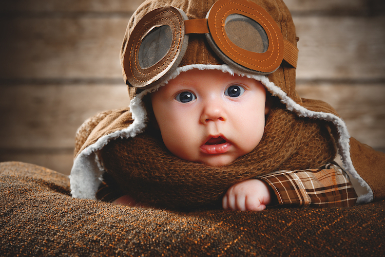 25 Baby Names for Girls Inspired by Heroic Americans to Honor Veterans Day