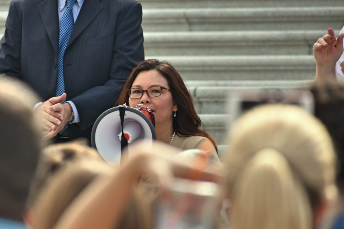 Senator Tammy Duckworth Writes Open Letter About IVF