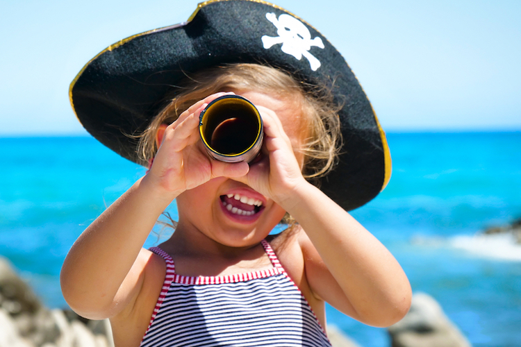 25 Pirate Baby Names for Girls That Make a Splash