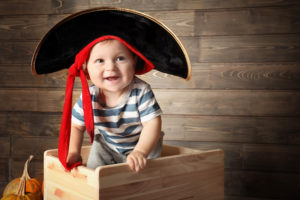 25 Pirate Baby Names for Boys