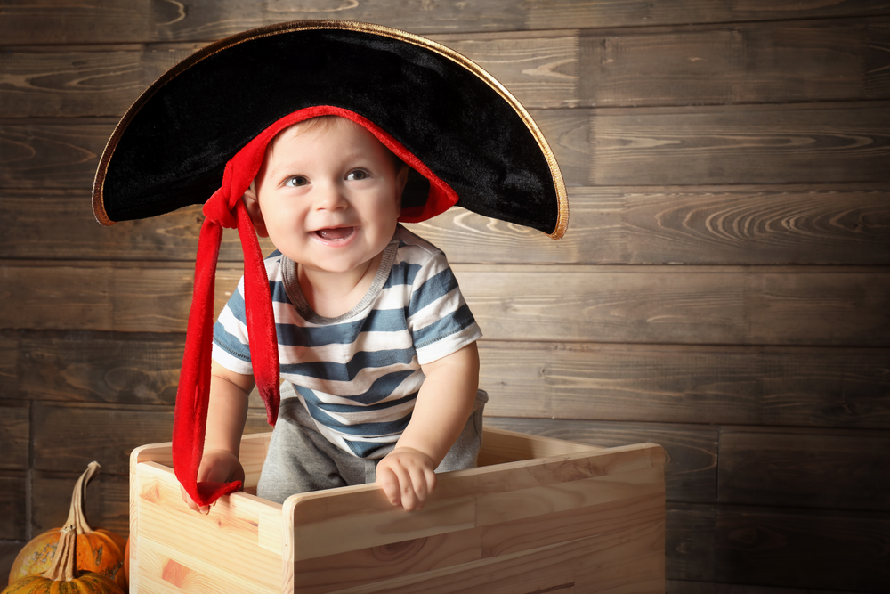25 pirate baby names for boys inspired by sailors of the high seas