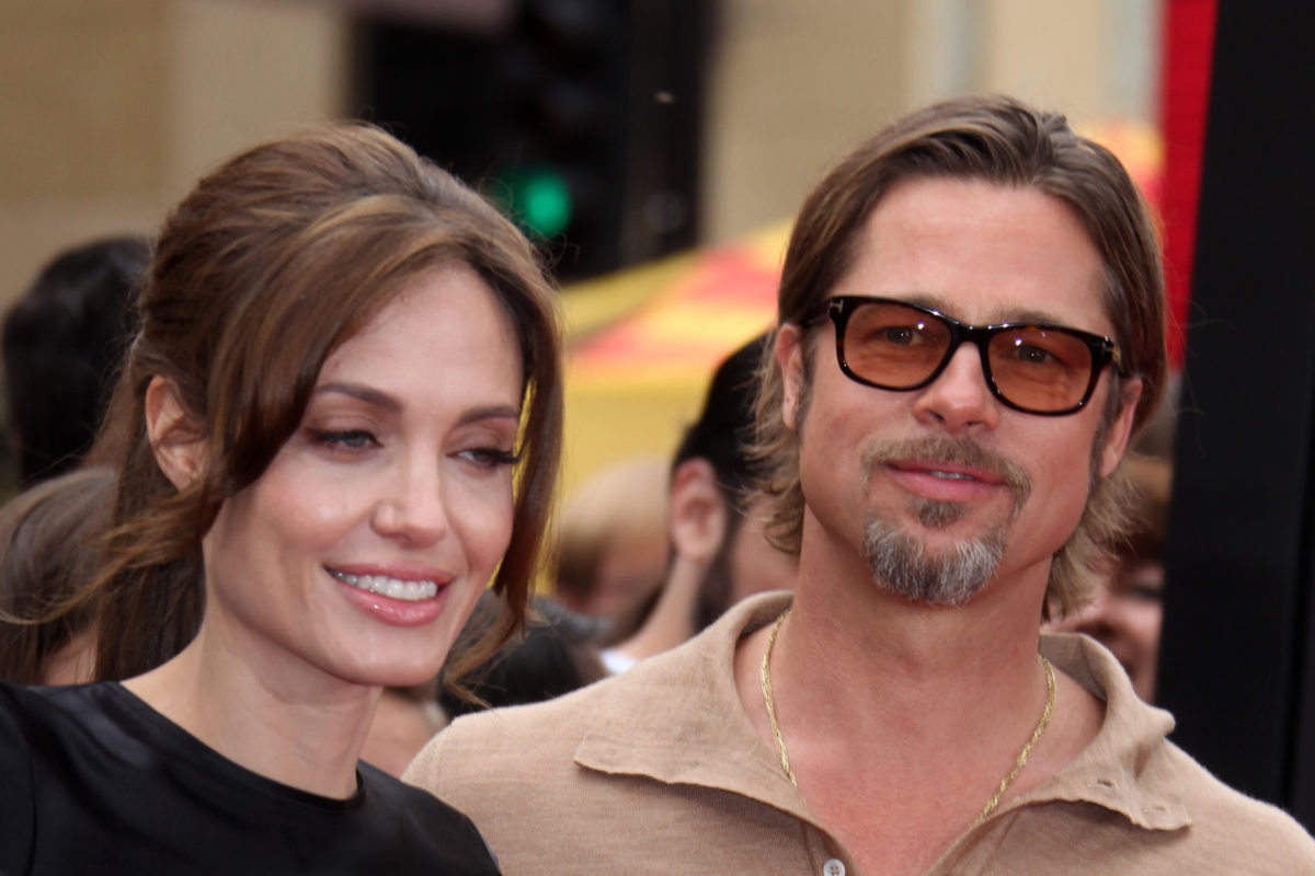 insider suggests that brad pitt will have his kids on christmas day, but he's hoping for an overnight stay as well | parenting questions | mamas uncut shutterstock 78237742