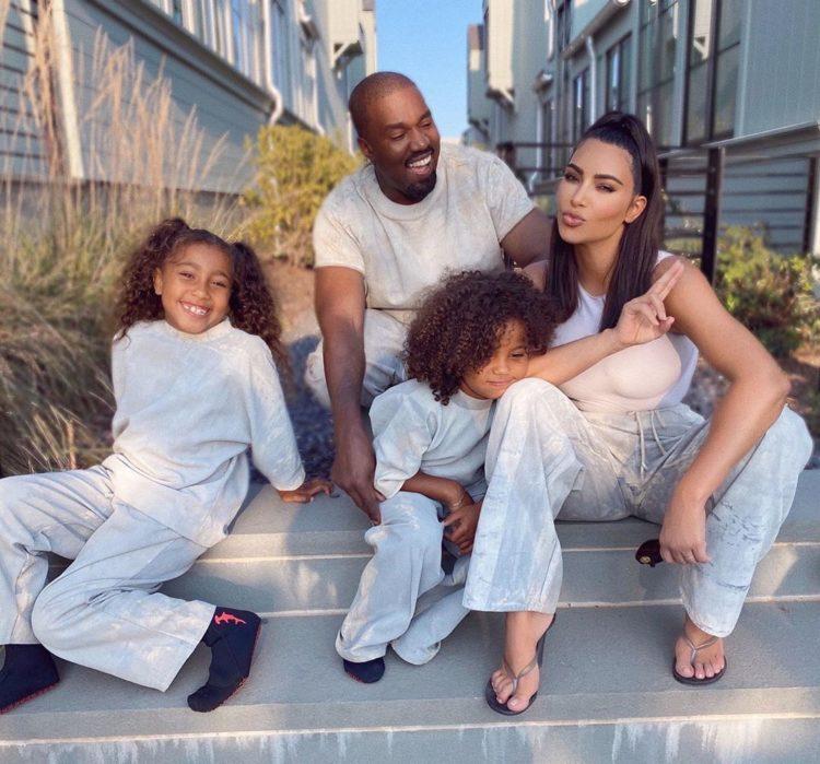 Why Kim Kardashian Feels Like An Awful Mom During Quarantine