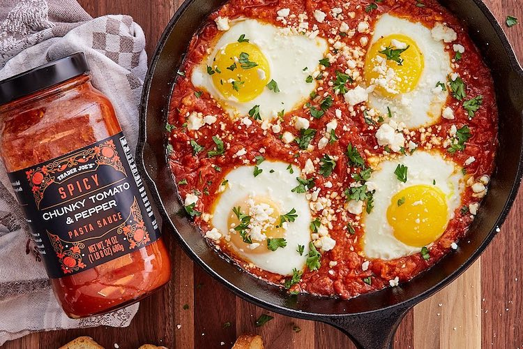 13 spicy trader joe's items that bring the heat