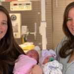 Twin Sisters Give Birth To Girls 90 Minutes Apart On Their Birthday