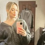 Pregnant Hilary Duff Shows Off Baby Bump While in Quarantine After COVID-19 Exposure