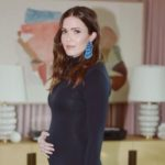 Pregnant Mandy Moore on How She's Hiding Her Bump During Filming