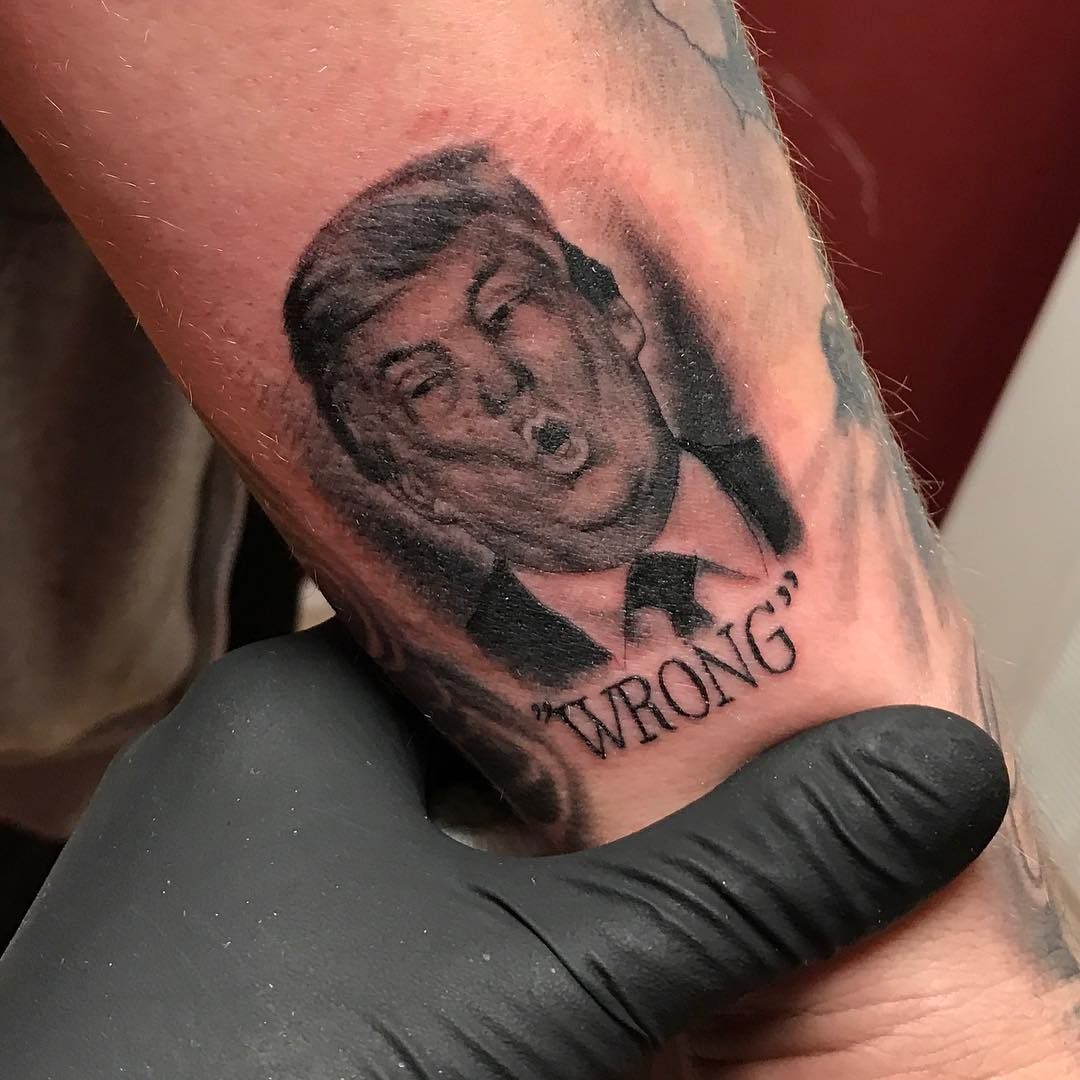 25 Trump Tattoos People Actually Got and May Soon Regret
