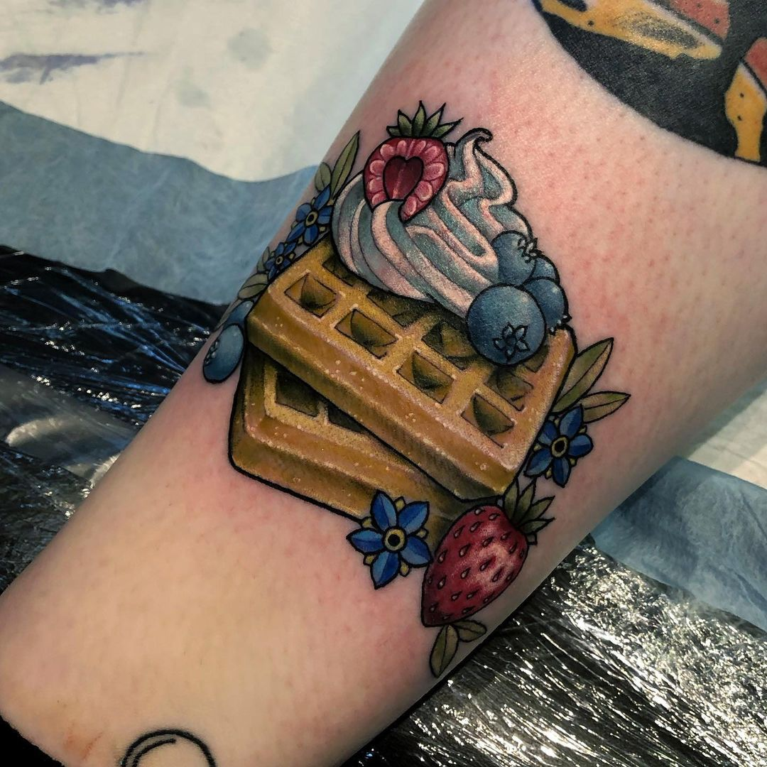 27 Tattoos for Those Who Love to Feast on Thanksgiving