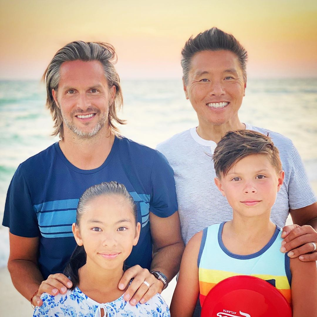 25 lgbtq+ celebrities parents who live and love out loud