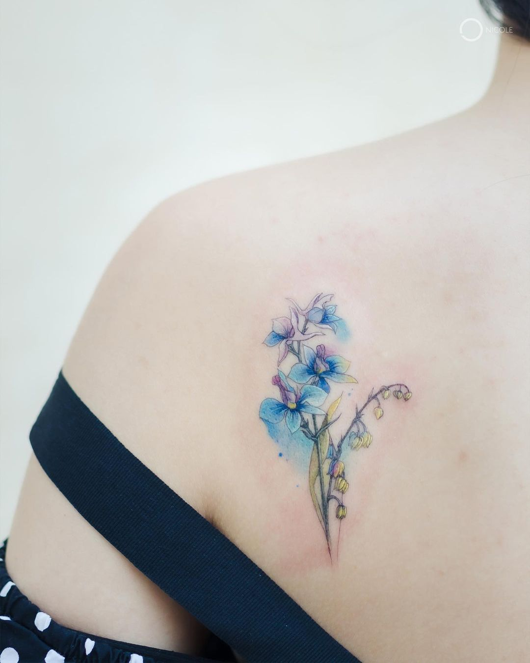 25 Pretty Birth Flower Tattoos And Their Symbolic Meaning