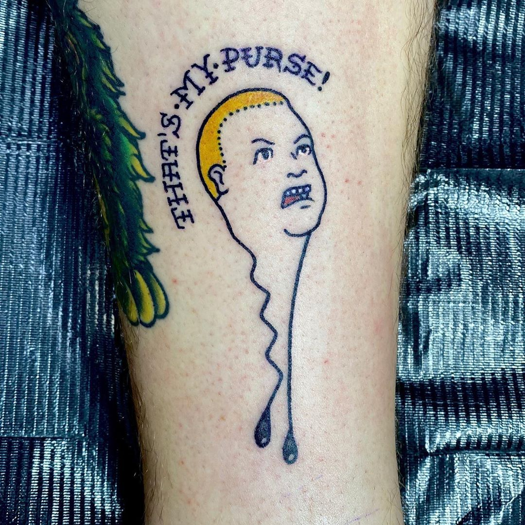 25 clever tattoos that make us actually lol