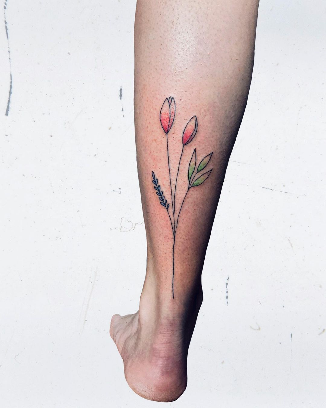 25 best first tattoo ideas and the least painful spots to get them