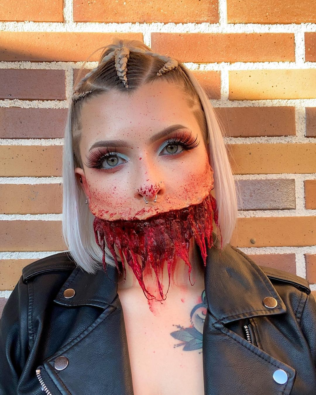 25 special fx makeup transformations that will blow your mind