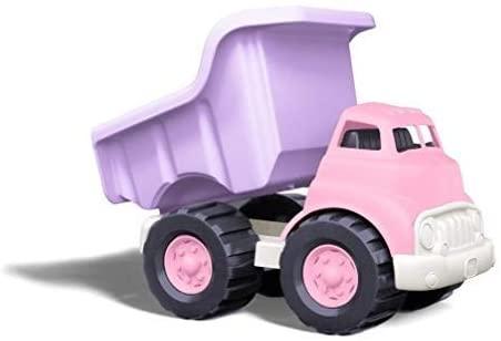 Green Toys Dump Truck -Pink/Purple