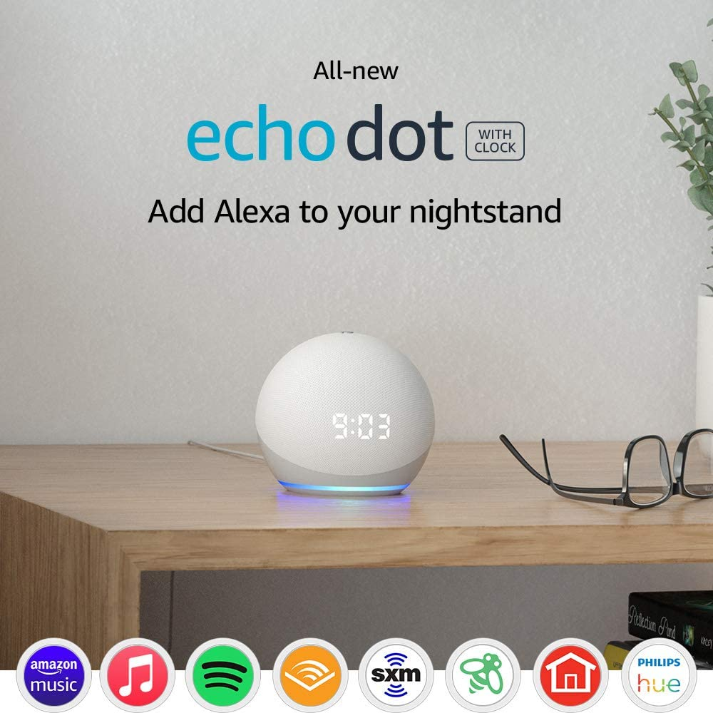 Echo Dot (4th Generation) Christmas Gifts Mom