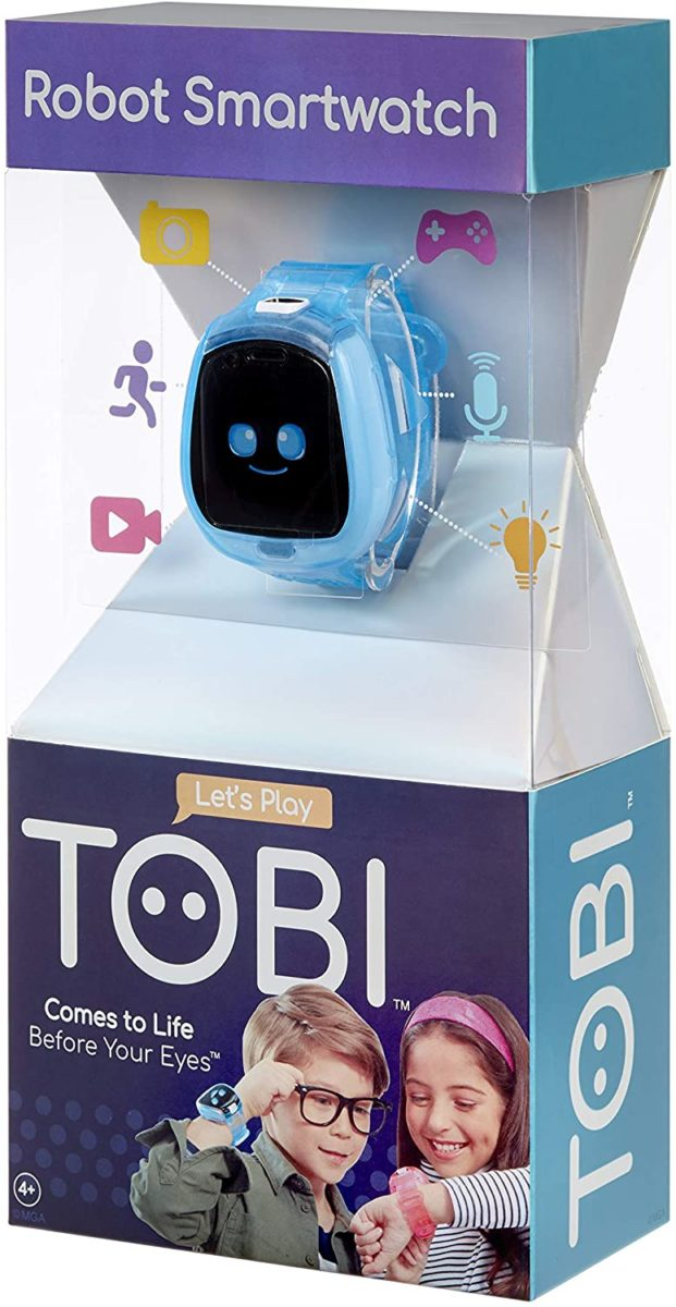 little tikes tobi robot smartwatch for kids