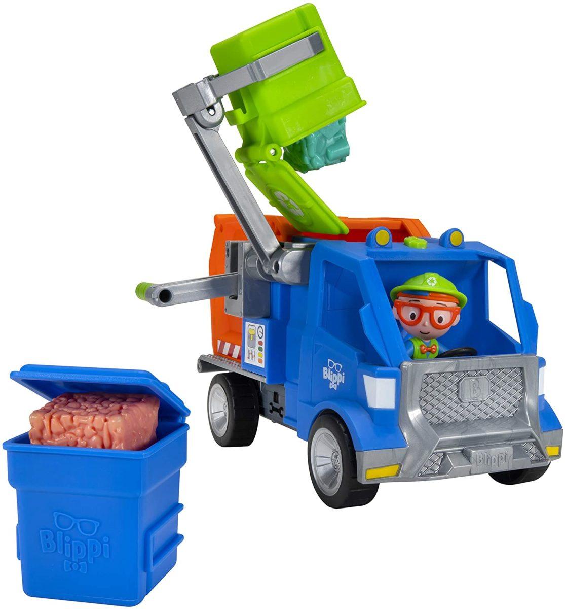 Blippi Recycling Truck