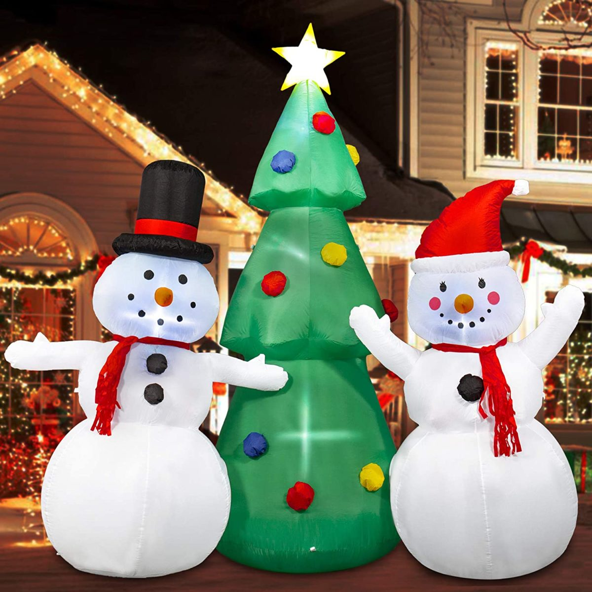 40 christmas decorations that will leave you and anyone else who enters your home with much holiday cheer   parenting questions   mamas uncut 81z8p9fbpnl. ac sl1500
